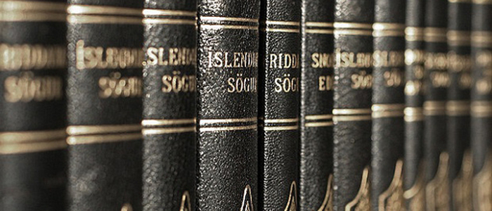 Литература Исландии
